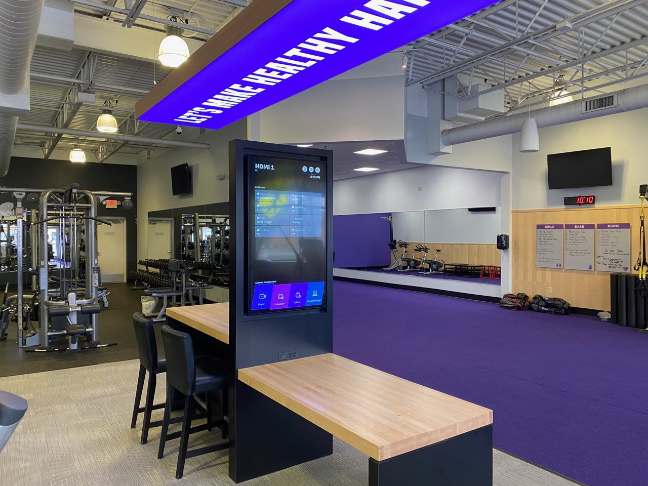 Anytime Fitness Plans Third Sioux Falls Location Siouxfalls Business